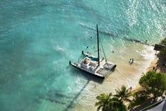 Big Blue Hawaii. Stock Images
