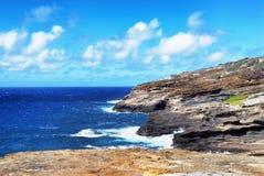 Big Blue Hawaii. Stock Image
