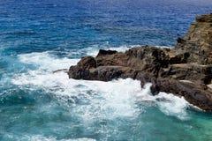 Big Blue Hawaii. Royalty Free Stock Photos