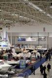 Big Blue Sea Expo, Rome 2011 Stock Photo