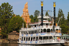 Big Boat Royalty Free Stock Photography