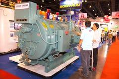 Big boiler Stock Image