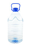 Big bottle of water. Royalty Free Stock Photo