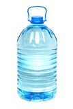 Big bottle of water. Royalty Free Stock Photos