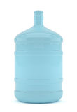 Big bottle of water isolated on a white background Stock Image