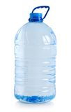 Big bottle of water (Path) Stock Photo
