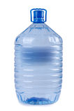 Big bottle of water  on a white Royalty Free Stock Photos