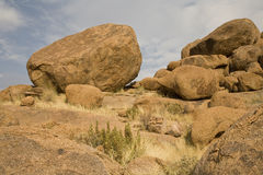 Big Boulders Royalty Free Stock Photo