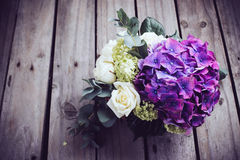 Big bouquet of fresh flowers Royalty Free Stock Image