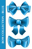 Big bow collection Stock Photography