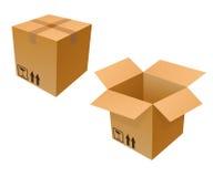 Big box Royalty Free Stock Photos