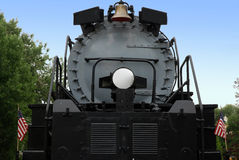 Big Boy. Union Pacific's Big Boy 4014 Steam Locomotive in  Cheyenne, Wyoming, USA Stock Images