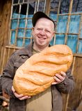 Big bread Royalty Free Stock Image