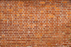 Big Brickwall Stock Image