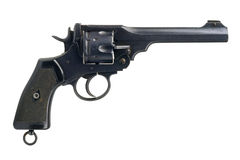 Big British Revolver Royalty Free Stock Image