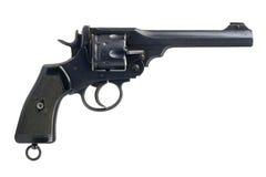 Big British Revolver Royalty Free Stock Image