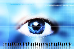 Big brother Foto de Stock Royalty Free