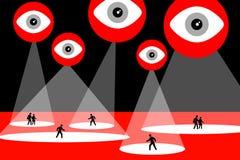 Big Brother Fotografía de archivo libre de regalías