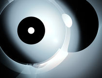Big Brother Eye Stock Photo