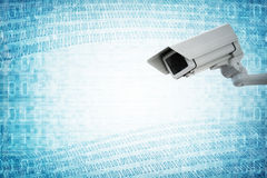 Big brother security camera surveillance stock photos