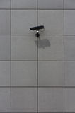 Big brother: Surveillance camera aimed at target Stock Photos