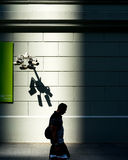 Big Brother Surveillance Monitoring Safety Cybersäkerhet Royaltyfri Bild