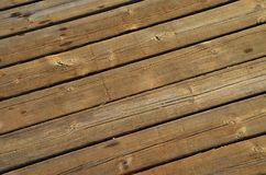 Brown wood plank texture background Stock Photos