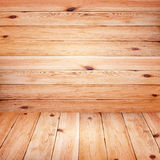Big brown floors wood planks texture background wallpaper. Stock Photography