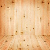 Big brown floors wood planks texture background wallpaper. Royalty Free Stock Photo