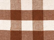 Big brown squares. Stock Photo