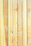 Big brown wood panels used as background texture Royalty Free Stock Image