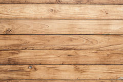 Big Brown wood plank wall royalty free stock image