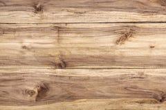 Big Brown wood plank Stock Image