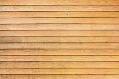 Big Brown wood plank wall texture Royalty Free Stock Photography