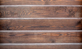 Big Brown wood plank Royalty Free Stock Photos