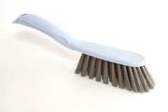 Big brush. Big blue brush for kitchen needs Royalty Free Stock Image