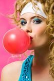 Big Bubble Stock Images