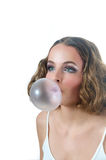 Big Bubble Gum Stock Photography