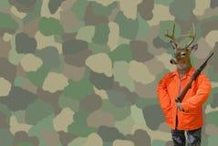 Big Buck Hunter Stock Image