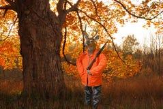 Big Buck Hunter Stock Photography