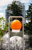 Big bucket splash 1 Royalty Free Stock Photography