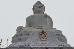 Big budda. Big buddha on Phuket island Stock Image