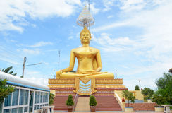 Big budda Royalty Free Stock Photo