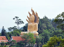Big Budda. Thailand. Island Phuket. Royalty Free Stock Photo