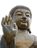 Big buddah Hong Kong Royalty Free Stock Photo