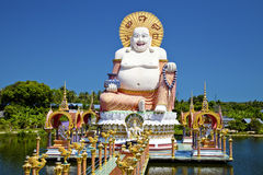 Big Buddha. Koh Samui, Thailand Stock Photo
