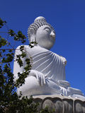Big Buddha. An image of the big buddha in Phuket Thailand royalty free stock photo