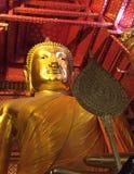 Big buddha. At Ayutthaya, Thailand Stock Photo