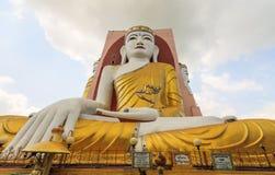 Big Buddha Stock Photography