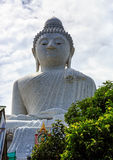 Big Buddha in Chalong, Phuket, Thailand Royalty Free Stock Image